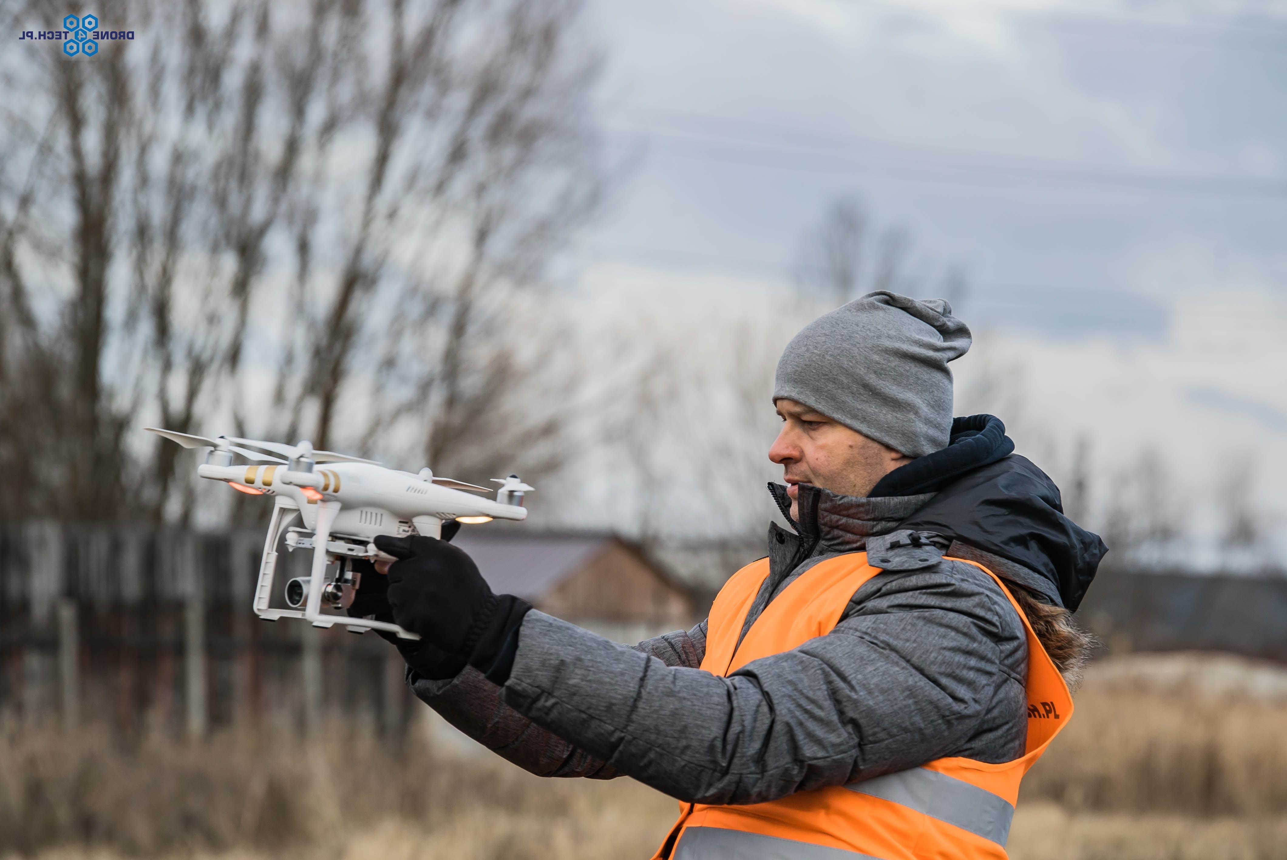 Kurs na operatora drona