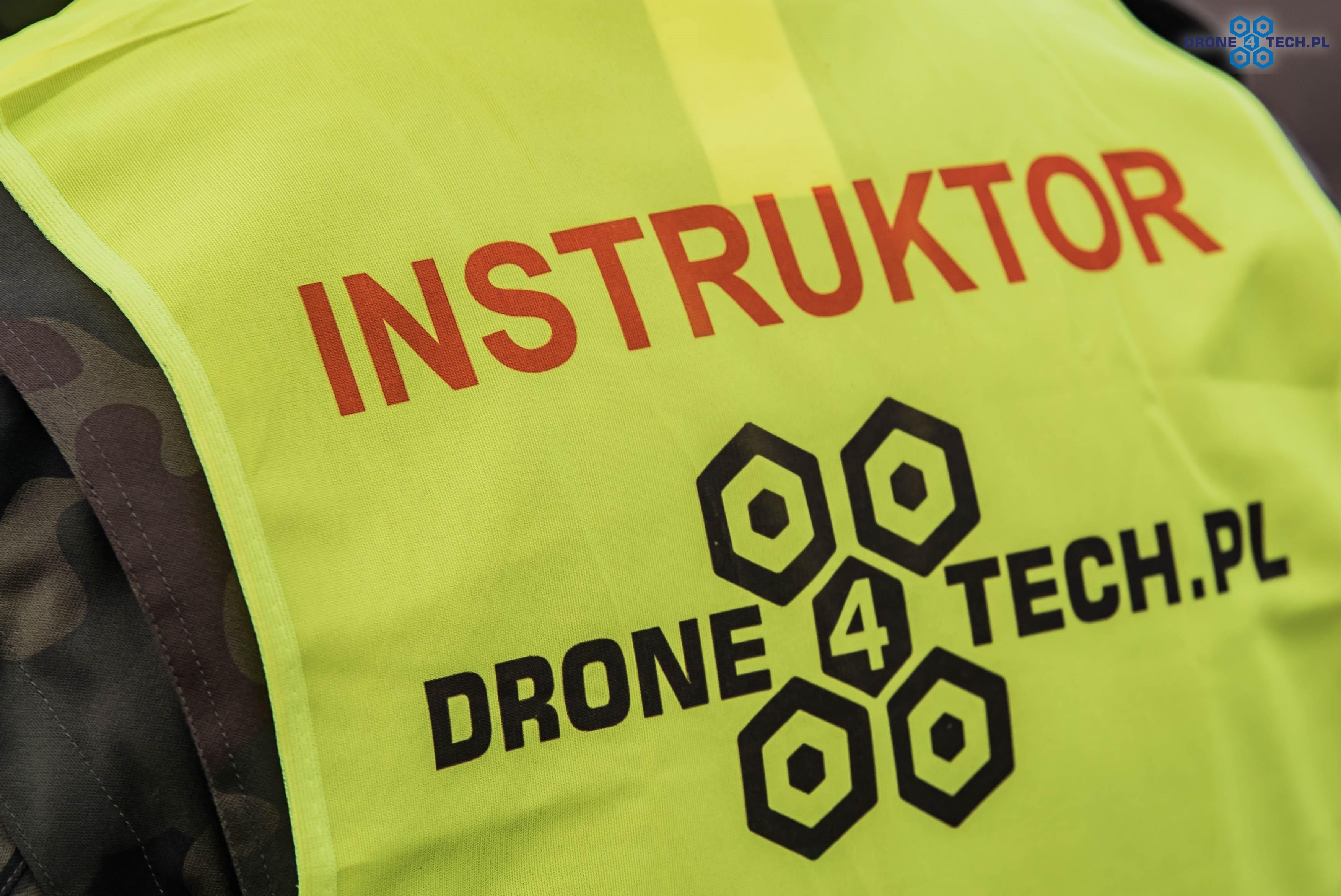Profesjonalny kurs obsługi dronów
