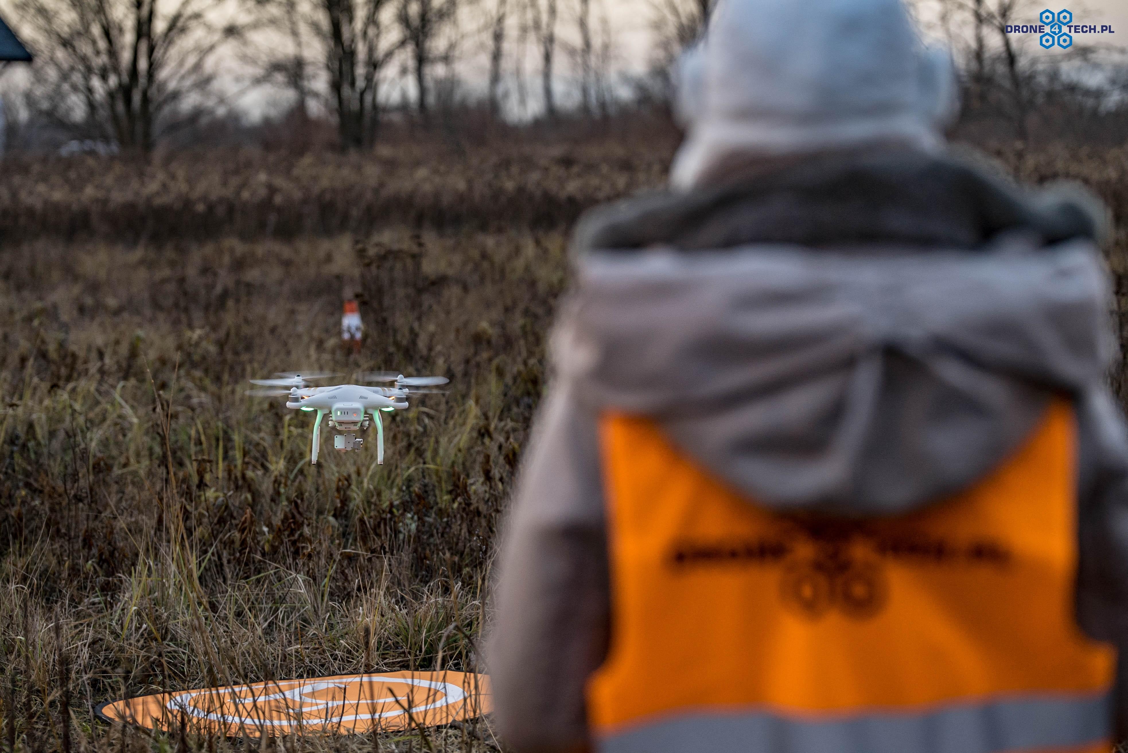 Kurs na pilota drona